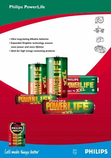 Philips PowerLife