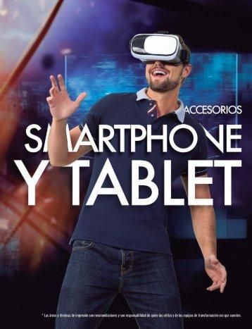 SMARTPHONE Y TABLETS  2018