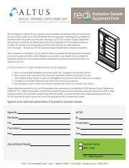 AM-026_RediMed Evaluation Form