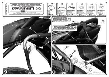650cc - Givi