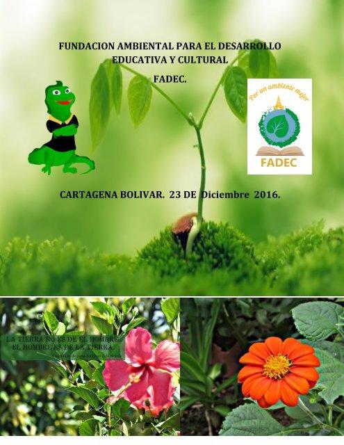 Revista de FADEC 2016