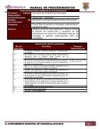 SECRETARIA DE INFRAESTRUCTURA MUNICIPAL - Page 7
