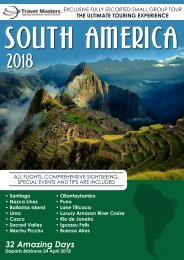 South America Brochure 2018_WEB