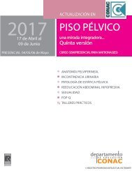 Programa Piso Pélvico 2017