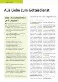 Lektoren und Prädikanten - Evangelische Kirche von Kurhessen ... - Seite 6