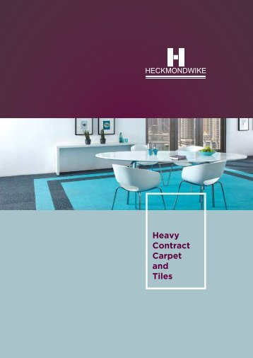 Commercial Carpet and Carpet Tiles by Heckmondwike