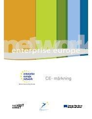 CE-märkning (allmän information) - Enterprise Europe Network