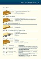 Innenausbau Lagerprogamm: Laminat-, Vinyl- & Designböden - Page 3