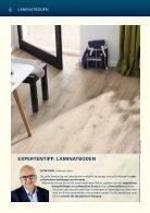 Innenausbau Lagerprogamm: Laminat-, Vinyl- & Designböden - Page 4