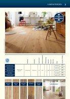 Innenausbau Lagerprogamm: Laminat-, Vinyl- & Designböden - Page 5