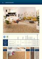Innenausbau Lagerprogamm: Laminat-, Vinyl- & Designböden - Page 6