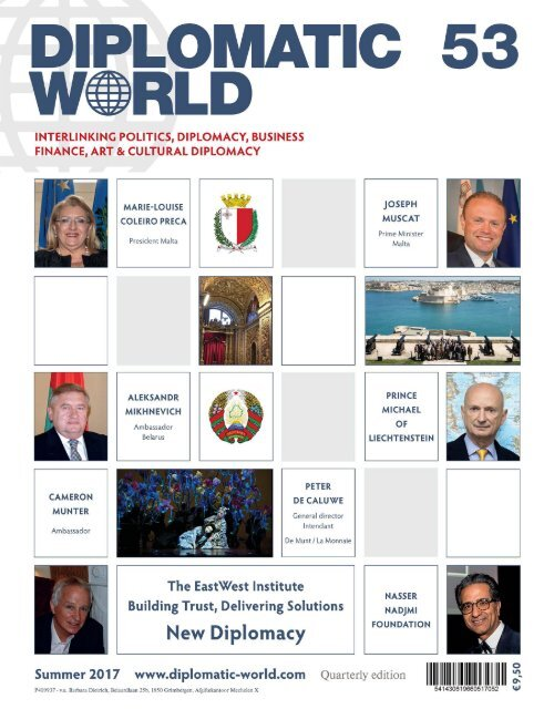 DIPLOMATIC WORLD 53