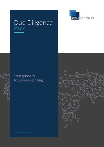 CFH Due Diligence Pack