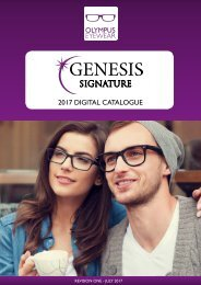 Genesis 2017 Catalogue