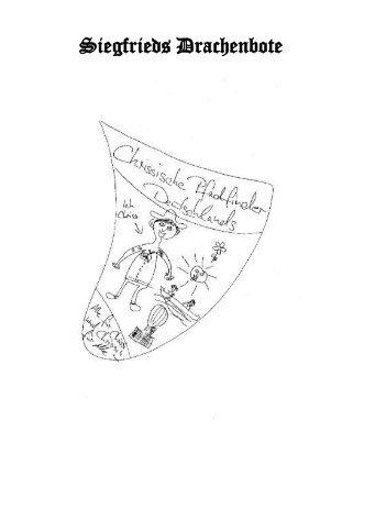 Der neuste Drachenbote - Siegfried von Xanten