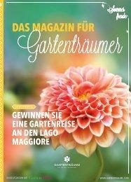 Gartenträume Magazin 2 | 2017