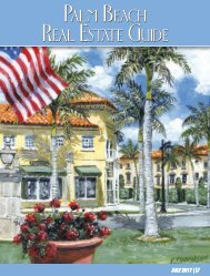 July Palm Beach Real Estate Guide