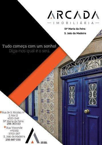 Revista Arcada- Imobiliária