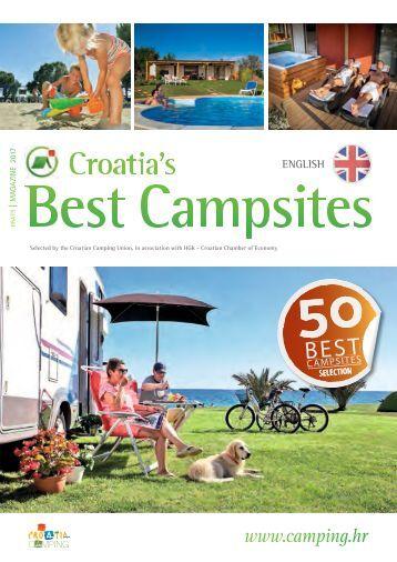 Croatia's Best Campsites 2017