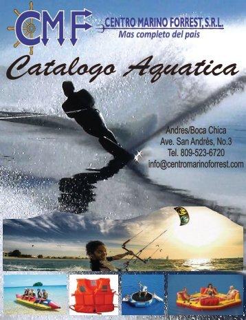 publication only aquatica listo