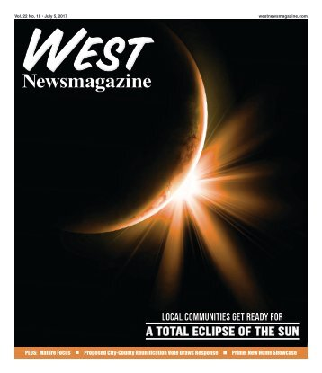 West Newsmagazine 7-5-17