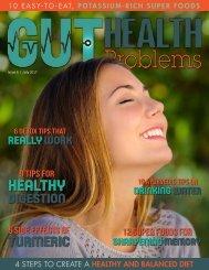 Gut Health Problems - July 2017