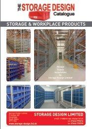 SDL Storage Design Catalogue 2017