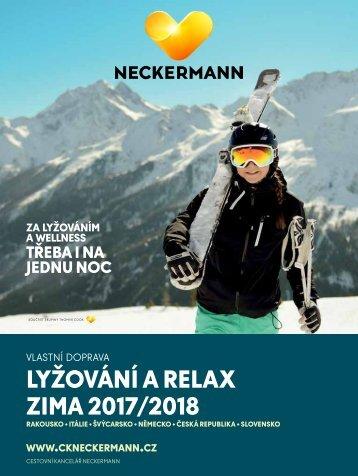 Lyžování a Relax Zim 2017/2018
