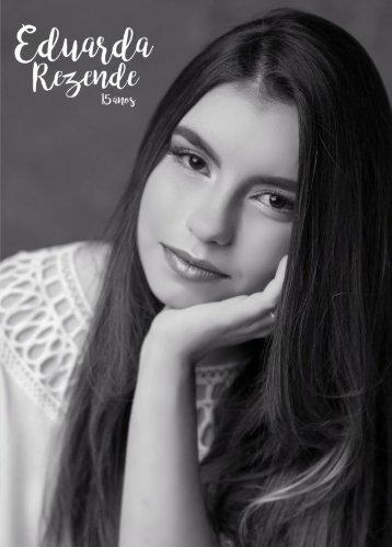 EDUARDA REZENDE - Book de 15 ANOS