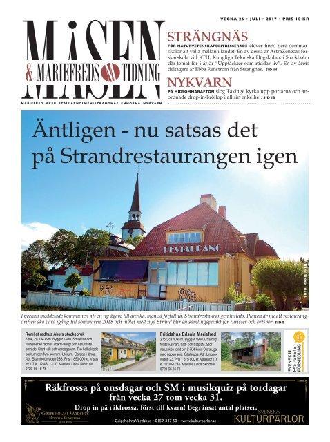 Svante Gustafson, Krokvgen 3, Lnna | unam.net