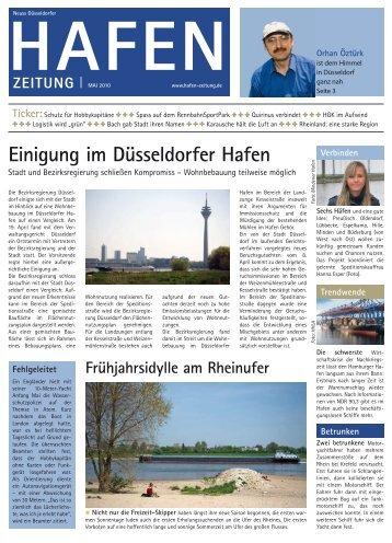 Neuss Düsseldorfer Hafen-Zeitung - 5/2010