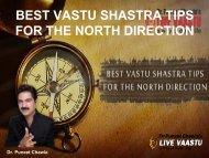 BEST VASTU SHASTRA TIPS FOR THE NORTH DIRECTION