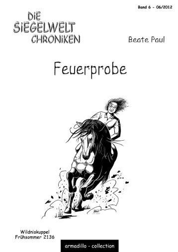 Siegelwelt-Chroniken - Die Feuerprobe