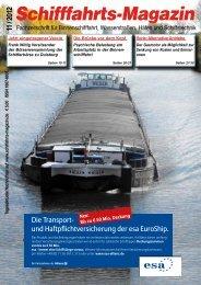 SIGNALE DER BINNENSCHIFFFAHRT für Berufs ... - Schifffahrt Online
