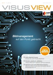 Bildmanagement - Visus Technology Transfer GmbH