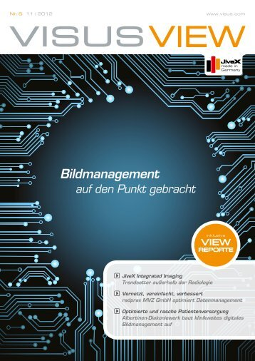 Bildmanagement - Visus Technology Transfer GmbH