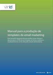 Manual para a produção de templates de email ... - flashcafe.com.br