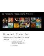 Alicia de la Campa Pak - Page 2