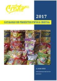 Catalogo Pipoca Cristal modelo 1