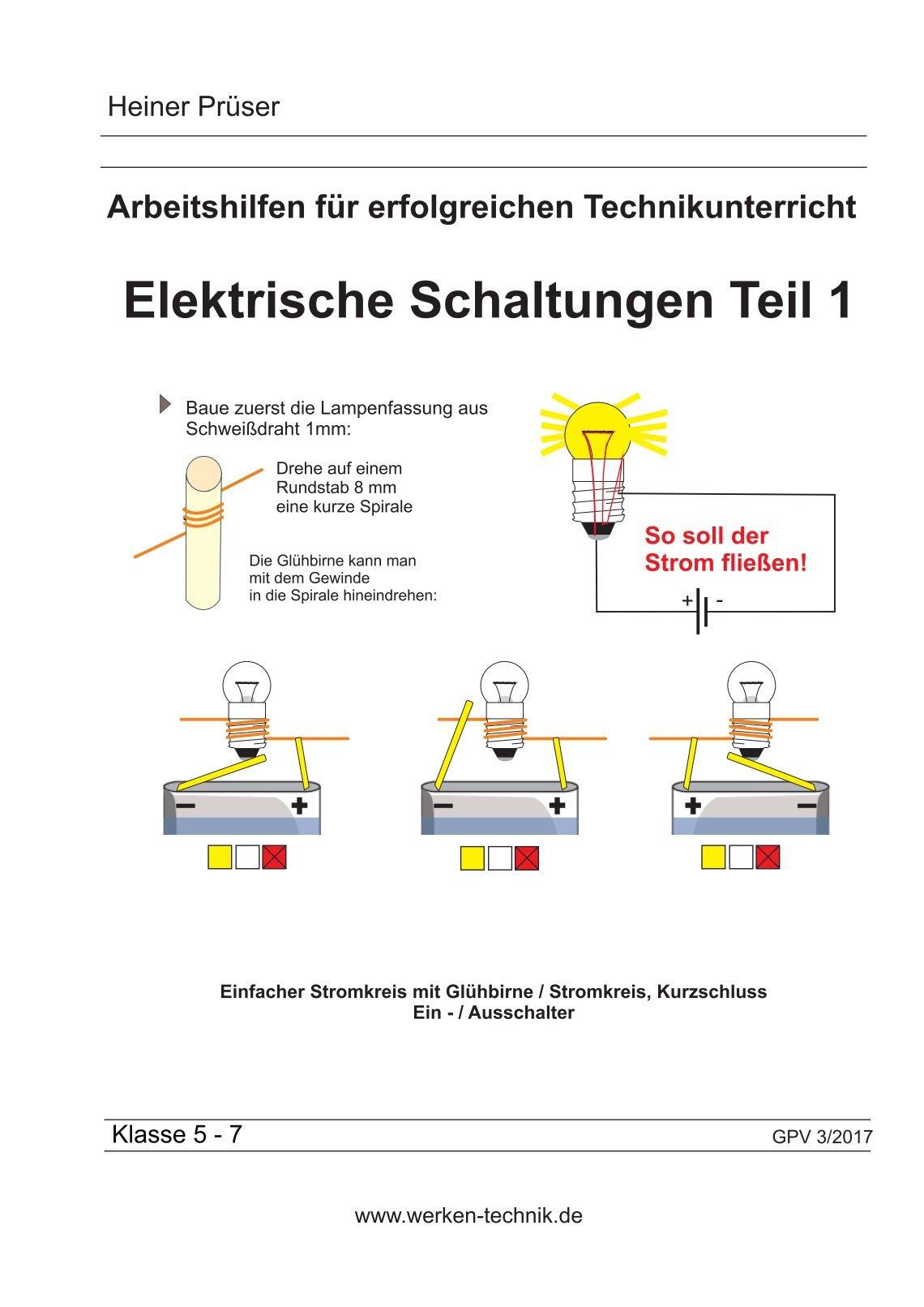 Groß Elektrische Schaltungen 101 Bilder - Elektrische Schaltplan ...