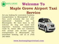 Driver Company in Maple Grove