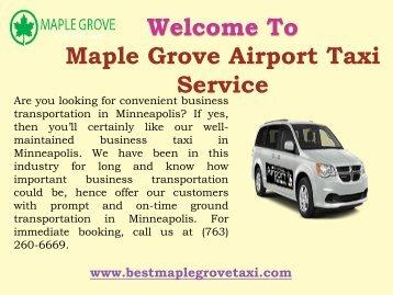 Driver Company in Maple Grove