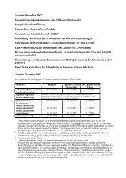 Termine Dezember 2007 Folgende Unterlagen können im Jahr ...