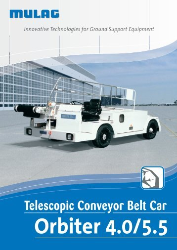 Telescopic Conveyor Belt Car - MULAG Fahrzeugwerk, Heinz ...