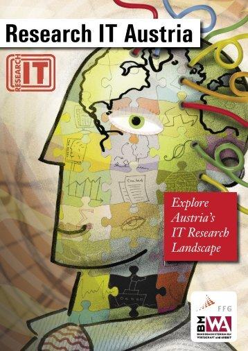 Research IT Austria - FFG 7. Rahmenprogramm