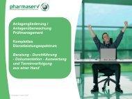 Anlagengliederung / Anlagenüberwachung ... - speedikon FM AG