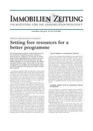 Setting free resources for a better programme - speedikon FM AG