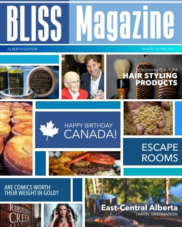 BLISS - Issue 2 - July 2017 - AB