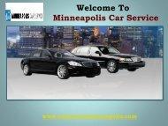 Minneapolis Executive Transportation