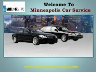 Minneapolis Executive Transportation